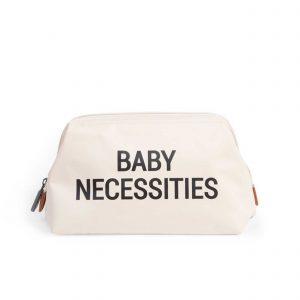 Toilettas Baby Necessities - ecru/zwart