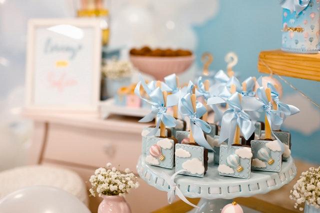 Leuke tips en inspiratie voor geboorte feestversiering