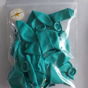 ballonnen turquoise