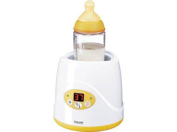 Beurer BY52 Babyvoedsel verwarmer Geel, Wit