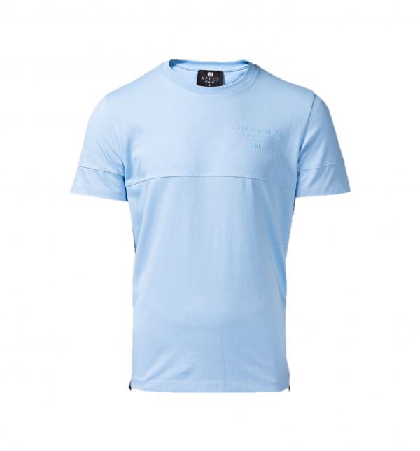 XPLCT Creator Tee Baby Blue - Maat L - Kleur: Blauw | Soccerfanshop