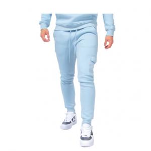XPLCT Studio Trainingsbroek Baby Blue - Maat XL - Kleur: Blauw | Soccerfanshop